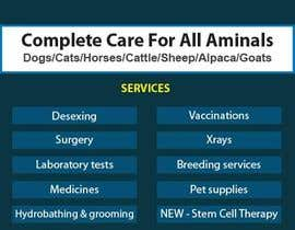 #11 for Graphic Design for Bairnsdale Animal Hospital by rum1delhi