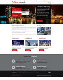 #25 para Design a Website Mockup por kreativeminds