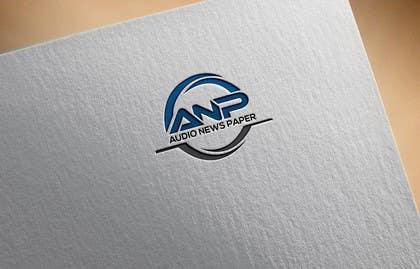 kulsumaktar11 tarafından Audio NewsPaper: Professional logo designer   Contest -- 1 için no 33