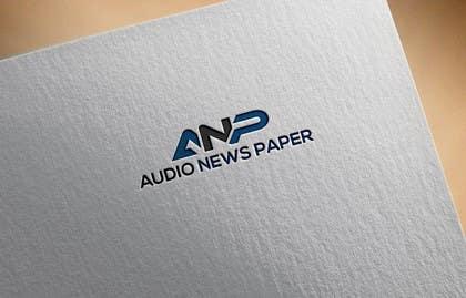kulsumaktar11 tarafından Audio NewsPaper: Professional logo designer   Contest -- 1 için no 38
