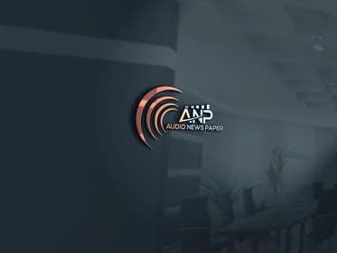 kulsumaktar11 tarafından Audio NewsPaper: Professional logo designer   Contest -- 1 için no 41
