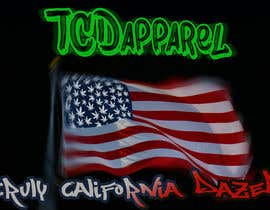 #1 for TCDapparel American Flag design af PeterrKhan