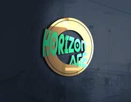 muskaannadaf tarafından Design logo for Horizon Age için no 3
