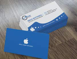 Nro 6 kilpailuun Design some Business Cards for Apple Training Business käyttäjältä ALOYA