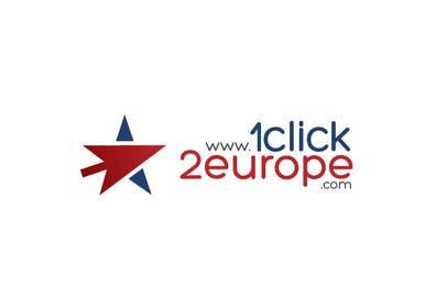 #123 for Design a Logo for www.1click2europe.com by kevincc18