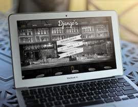 Arteer tarafından Design a Website Mockup için no 14
