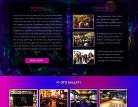 Nro 23 kilpailuun Design a Website Mockup käyttäjältä jituchoudhary