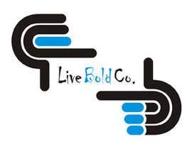 Nro 6 kilpailuun Design a T-Shirt for Live Bold Clothing käyttäjältä berislavemail