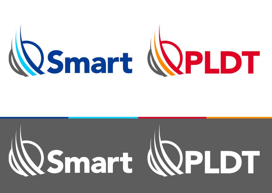 Konkurrenceindlæg #199 for Redesign SMART Communications & PLDT's Logos! #ANewerDay