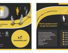 #20 cho Design a Brochure for thunderbees bởi sergiovc