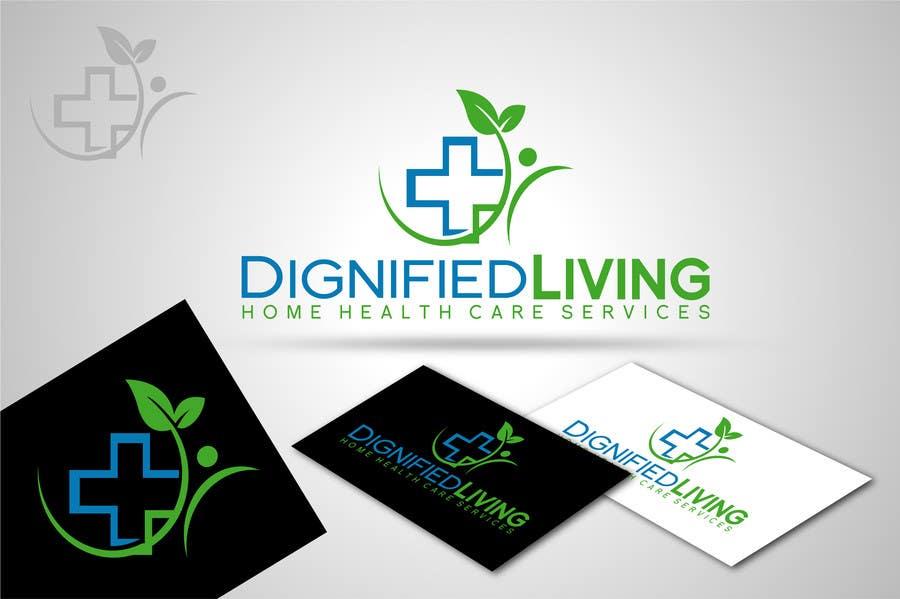 Kilpailutyö #19 kilpailussa Design a Logo for Dignified Living