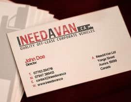 #170 untuk Logo Design for ineedavan.ca oleh Lozenger