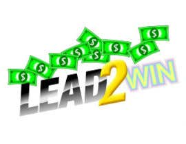 #69 for Logo Design for online gaming site called Lead2Win by sirrom
