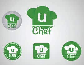 #7 for Design a Logo for uChef af dariusztomczyk