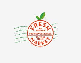 #820 untuk Design a Logo for Fruit and vegetable delivery business oleh mvittoriabenatti