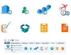 Nro 16 kilpailuun Icon design for Windows application käyttäjältä vstankovic5
