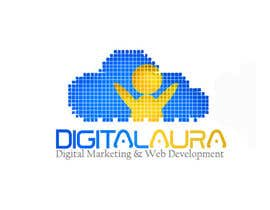 #104 for Logo for a  Digital Marketing and Web Development company af gentijansaliu