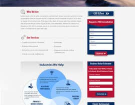 #18 para Home Page Website Design -  $300 to the winner if its really good! por atularora