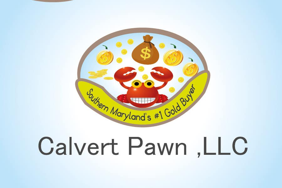 Kilpailutyö #15 kilpailussa Graphic Design for Calvert Pawn LLC