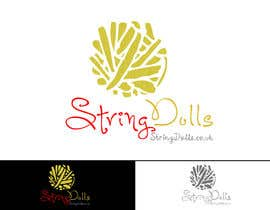#26 cho Design a Logo for String Dolls quirky, handmade, fun and eco-friendly product bởi vishakhvs