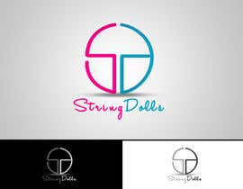 #48 cho Design a Logo for String Dolls quirky, handmade, fun and eco-friendly product bởi vishakhvs