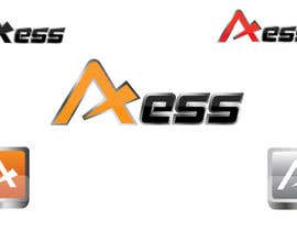 #24 for Design a Logo for Axess mobile app af webmastersud
