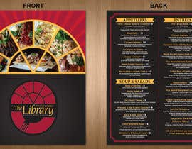 #22 for A Flyer for restaurant by teAmGrafic