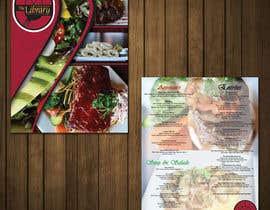 #32 for A Flyer for restaurant by boris03borisov07