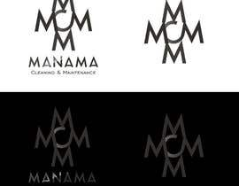 Nro 65 kilpailuun Design a Logo for Manama Cleaning & Maintenance Company käyttäjältä WajahatMehdi