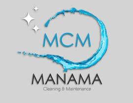Nro 51 kilpailuun Design a Logo for Manama Cleaning & Maintenance Company käyttäjältä lgautam