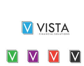 nº 686 pour Logo Design for Vista Financial Solutions par danumdata