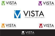 Graphic Design Kilpailutyö #607 kilpailuun Logo Design for Vista Financial Solutions