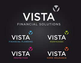 #697 untuk Logo Design for Vista Financial Solutions oleh JoGraphicDesign