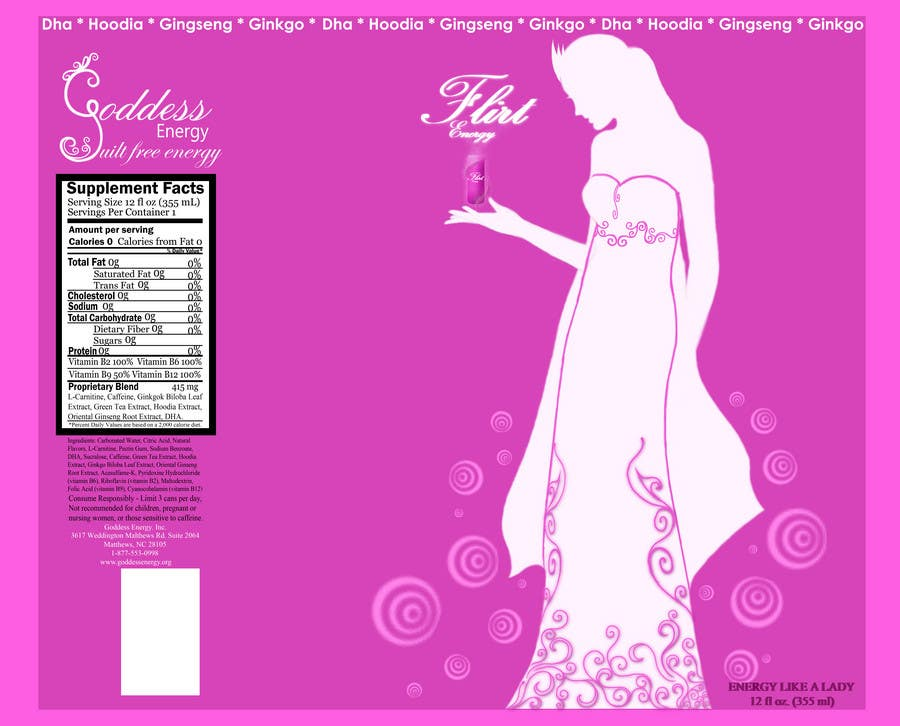 Inscrição nº                                         18                                      do Concurso para                                         Innovative New Beverage Company - Packaging Design for Retail & Print