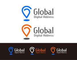 #51 para Design a Logo for DGA (Global Digital Address) por davidliyung
