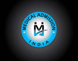 #23 para Design a Logo for Medical Admission India por softwarewizard