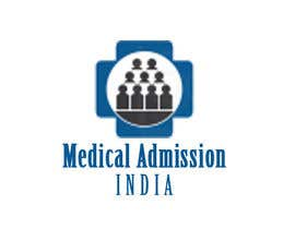 #13 for Design a Logo for Medical Admission India by sana1057