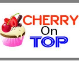 Nro 5 kilpailuun Logo for 'Cherry On Top' käyttäjältä Anohasib
