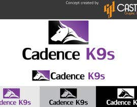 #19 for Design a Logo for Cadence K9s af CasteloGD