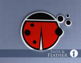 #90 for A Lady Bug Logo for a company by fluteandfeather