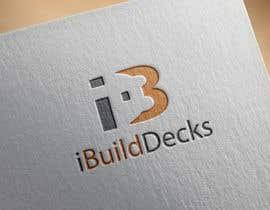 Nro 81 kilpailuun Design a Logo for DECK and FENCE Company [iBuildDecks] käyttäjältä rahelpaldph