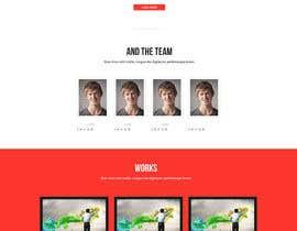Nro 5 kilpailuun Design a Website Mockup käyttäjältä mdmirazbd2015