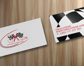 #55 untuk Create a logo and website design for www.simulxtreme.com oleh rayallaraghu21