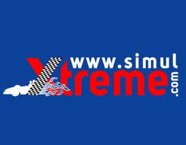 #30 untuk Create a logo and website design for www.simulxtreme.com oleh creativdiz