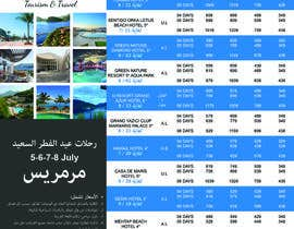 Shabonez tarafından Design a Flyer for travel agency için no 19