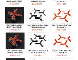Nro 2 kilpailuun Email Sales Sheet for www.dalprops.com käyttäjältä designsvilla