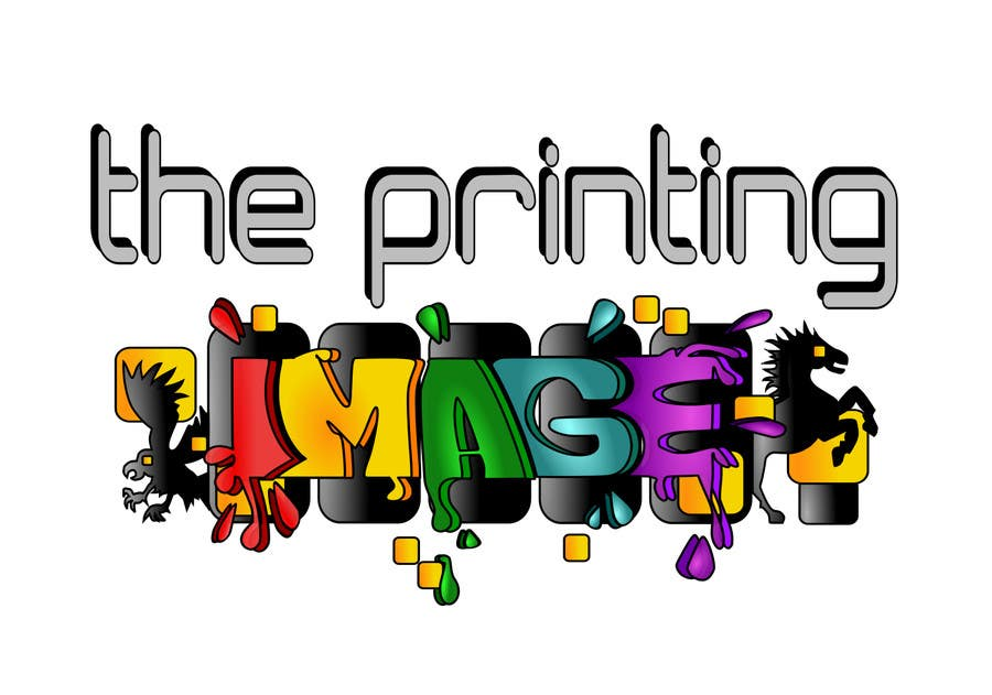 #60 for Design a Logo for a printing company by BowJourney667