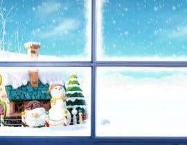 #9 for Designing a Full HD Christmas background by nivanthis