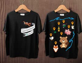 AhmedAmmarr15 tarafından Design a T-Shirt için no 1