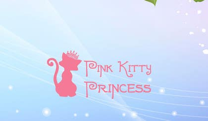bogooxi tarafından Develop a Brand Identity for Pink Kitty Princess on ETSY için no 77